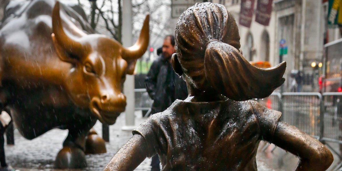 Scatto in avanti per Wall Street