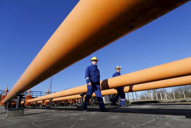 Salgono i futures del Gas Naturale