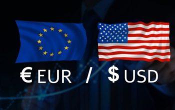 Sale la coppia forex EUR/USD